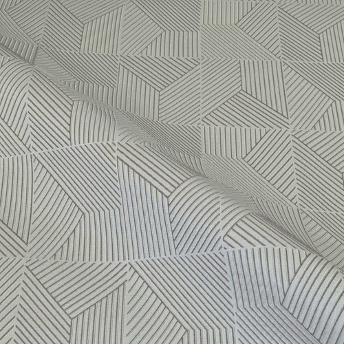 Drapery, Cruise Ship Fabric LIDO DECK In PEWTER By P